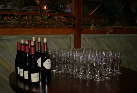 The Starvin Marlin: What delicious wines!