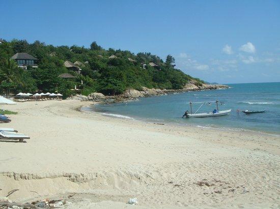 أرايبوري بوتيك ريزورت: Бухта, пляж
