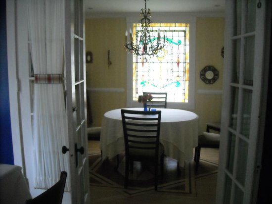 The Frogtown Inn: Private Dinning
