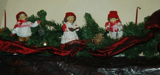 Agriturismo Tara: Christmas triplets