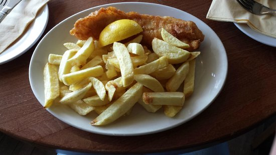 Harry Ramsden Brighton: Fish and Chips