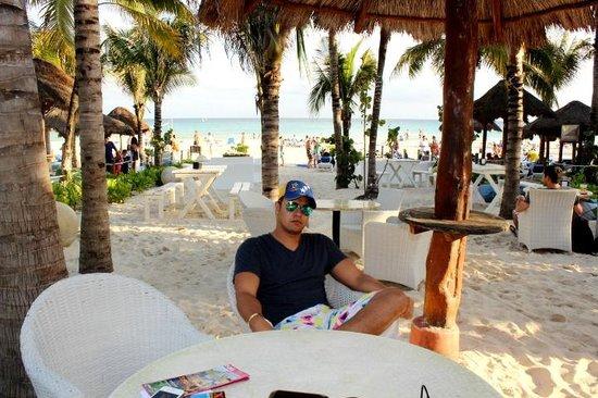 Sandos Playacar Beach Resort: La mejor Playa y las mejores bebidas