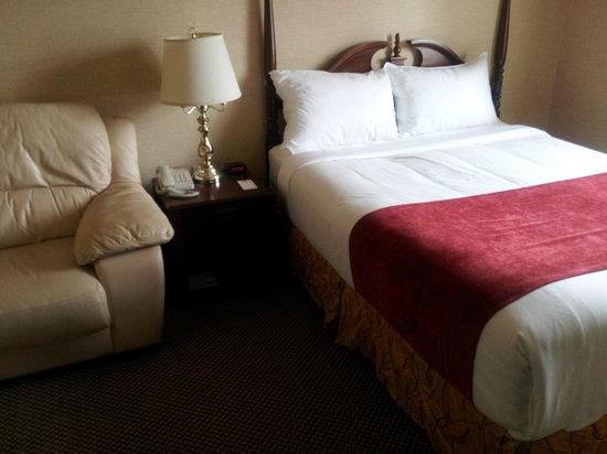 Econo Lodge City Centre: nonsmoking 1Queen size bed