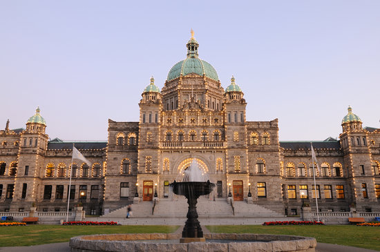 Victoria, Canada: Legislative Buildings