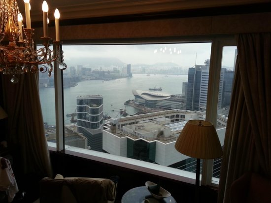 Island Shangri-La Hong Kong : Harbor View