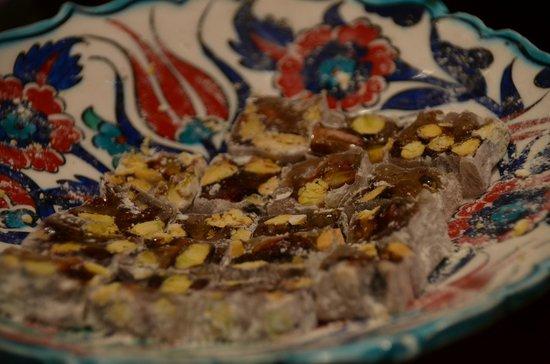 Istanbul Urban Adventures : baklava made of Honey