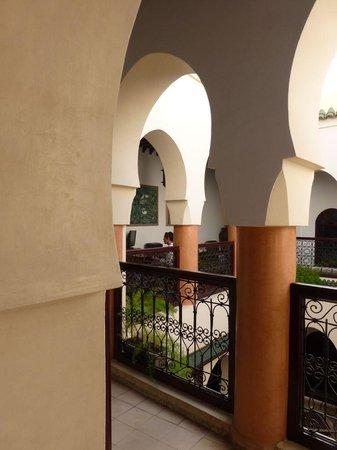 Riad Maison Belbaraka: view from room