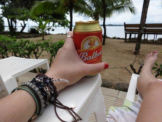 Pukalani Hostal : Enjoying a Balboa and the Pool