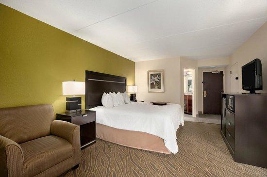Hampton Inn Cadillac: Guest King Room