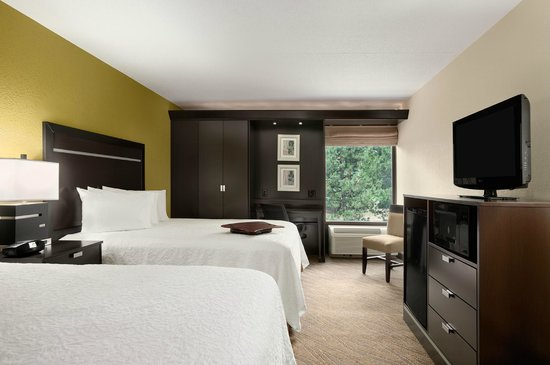 Hampton Inn Cadillac: 2 Queen Guest Room