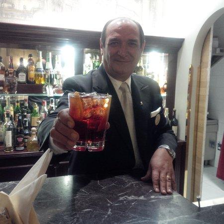 Due Torri Hotel: Franco Capone