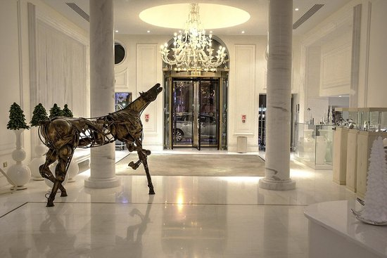 Boscolo Exedra Nice, Autograph Collection: Hotel Lobby