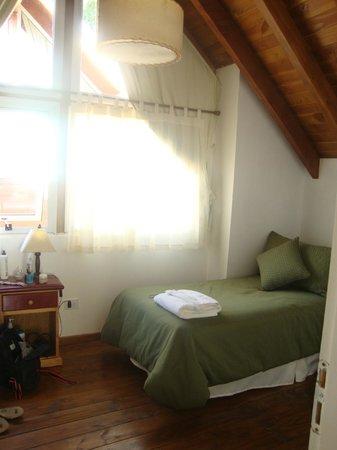 Tierra Surena: dormitorio