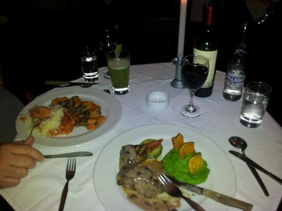 El Albergue Ollantaytambo: Gourmet Dinner