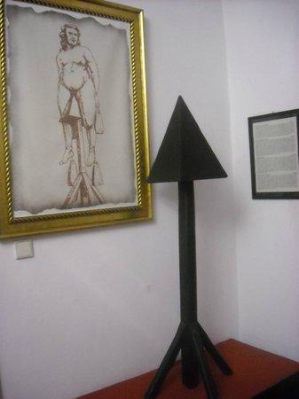 Museum of Medieval Torture - Praga