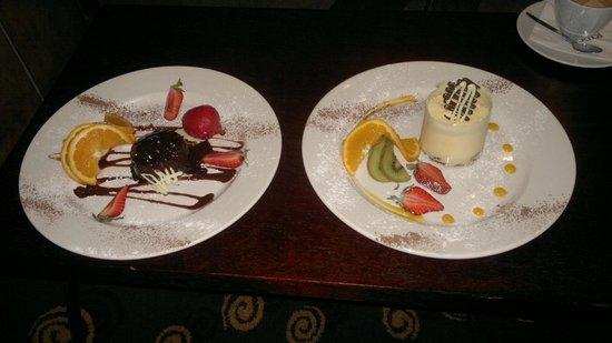 Rydges Lakeland Resort Hotel Queenstown: Dessert