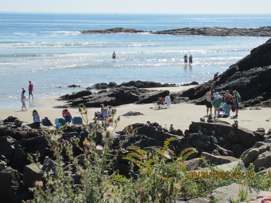 Marginal Way: Terrific views