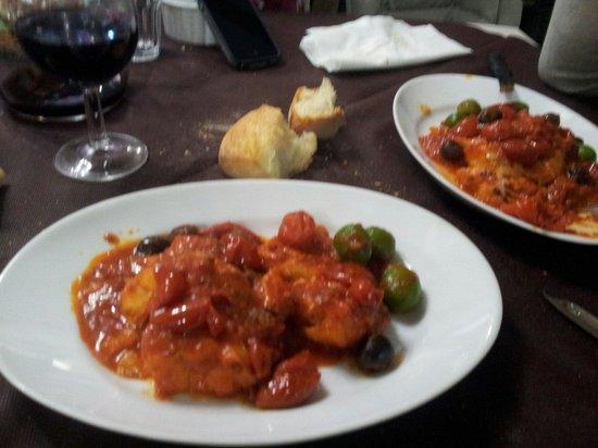 La Vecchia Cucina da Ernesto : Stock arracanat' ........!!!!!