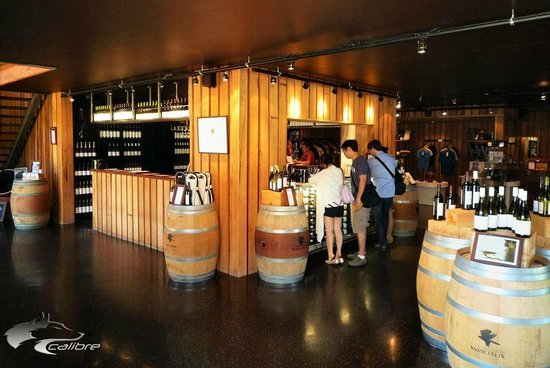 Vasse Felix Winery: Cellar Door Tastings