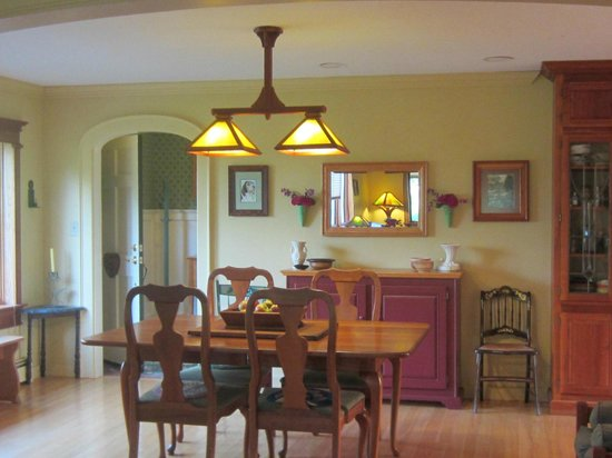 Barsen House Inn: Dining room