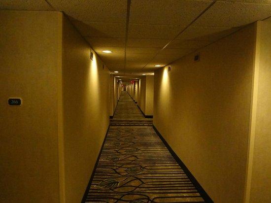 Red Lion Hotel Redding: udenfor værelse