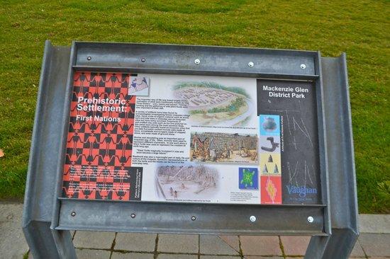 Mackenzie Glen District Park: History of the region