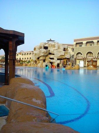 SENTIDO Mamlouk Palace Resort : الأكوا بارك