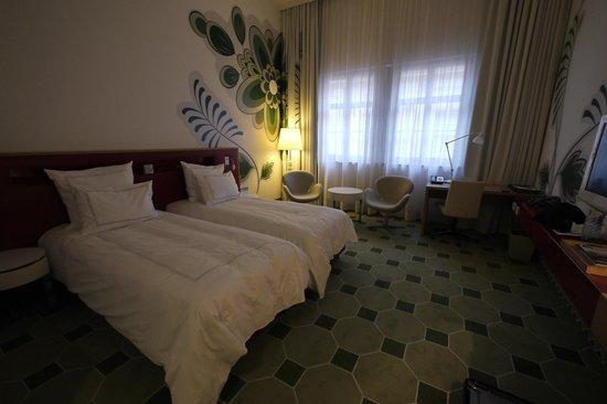 Swissotel Dresden: Unser Zimmer