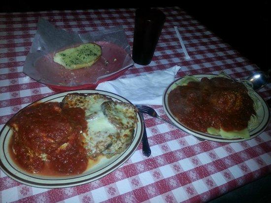 Found Hotel San Diego: Dinner at Felipes