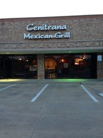 Cenitrana Mexican Grill: Behind Cvs next to Image Orthodontist