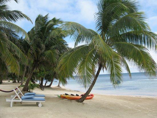 Sapphire Beach Resort: Wow, what a beach!
