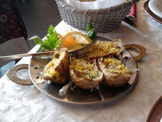 Haveli Indian Restaurant: Tandoori Aloo