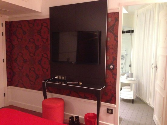 Hotel Carlton Lyon - MGallery Collection : Chambre 416