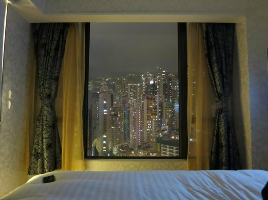 Citadines Mercer Hong Kong: View from the top