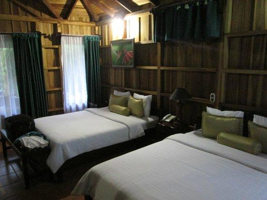 Hotel Lomas del Volcan : room