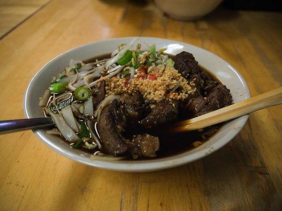 Noodle Station : Beef option