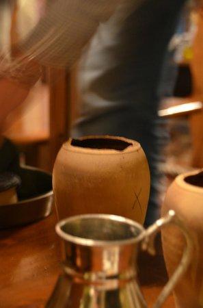 Dibek: kebap terracotta cooking pot