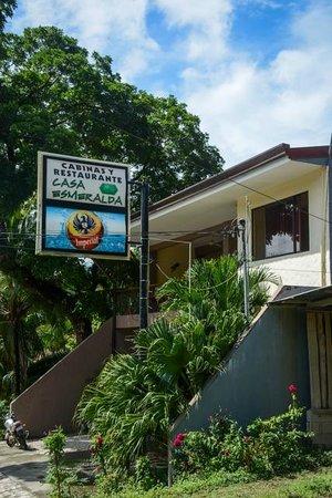 Cabinas Casa Esmeralda: Hotel