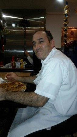 Snack Bar Mariano's: El mejor pizzero del planeta