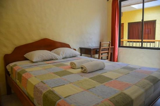Cabinas Casa Esmeralda: room