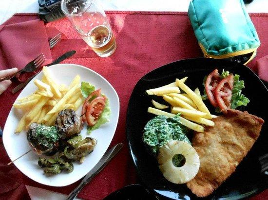 Konoba Restaurant Marinero: Our meals!