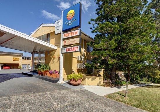 Comfort Inn North Shore: Entrance