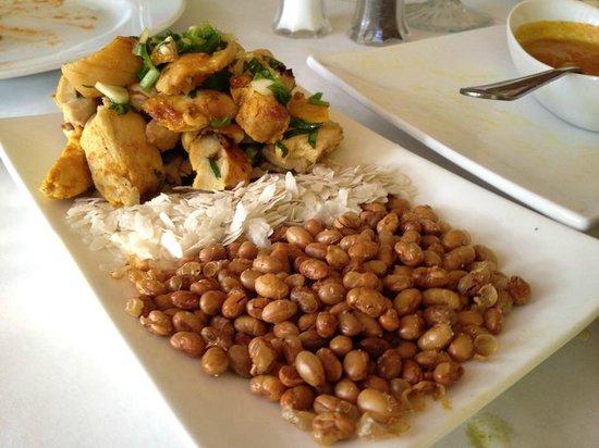 Kathmandu Zone Restaurant & Banquet: Newari khaja set