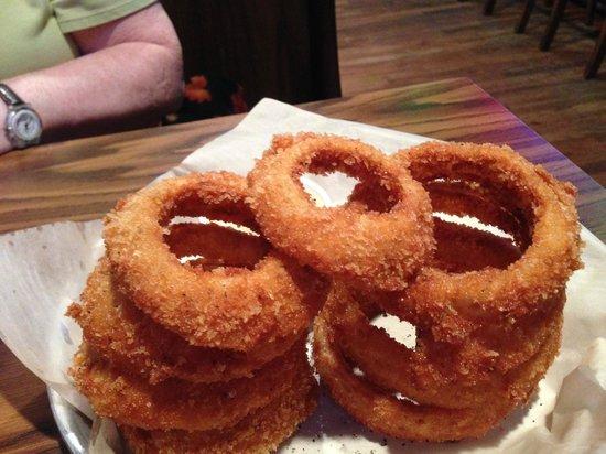 Primanti Bros. : Onion Rings