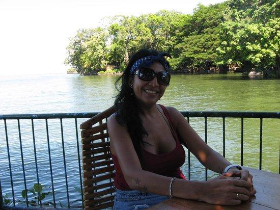 Hospedaje Valeria: Your Hostess while on our Tour