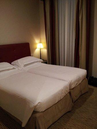 Hotel Dei Borgognoni: Habitación doble .