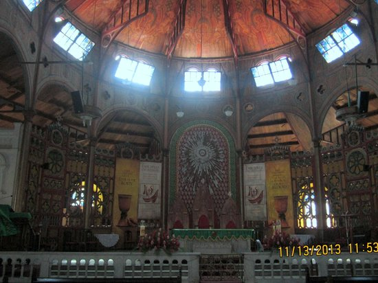 Immaculate Conception Church: Main Altar of Cathdral