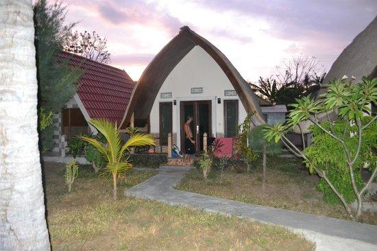 Meno Smile Cottages: bungalows