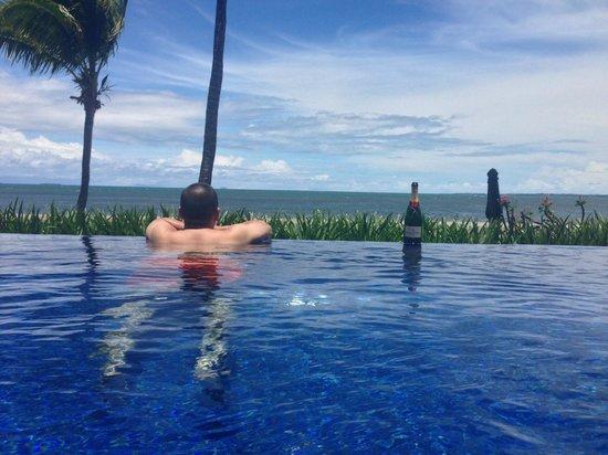 Hilton Fiji Beach Resort & Spa : Private Pool