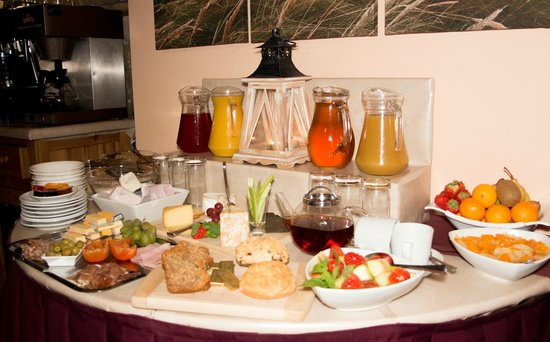 Breakfast buffet foto di waterfront house restaurant - Home restaurant normativa ...